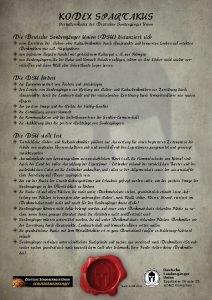 Kodex Spartakus